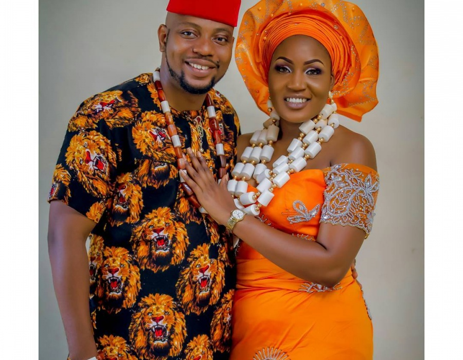 Adaolisa And Mbanugo Gorgeous Igbo Traditional Wedding