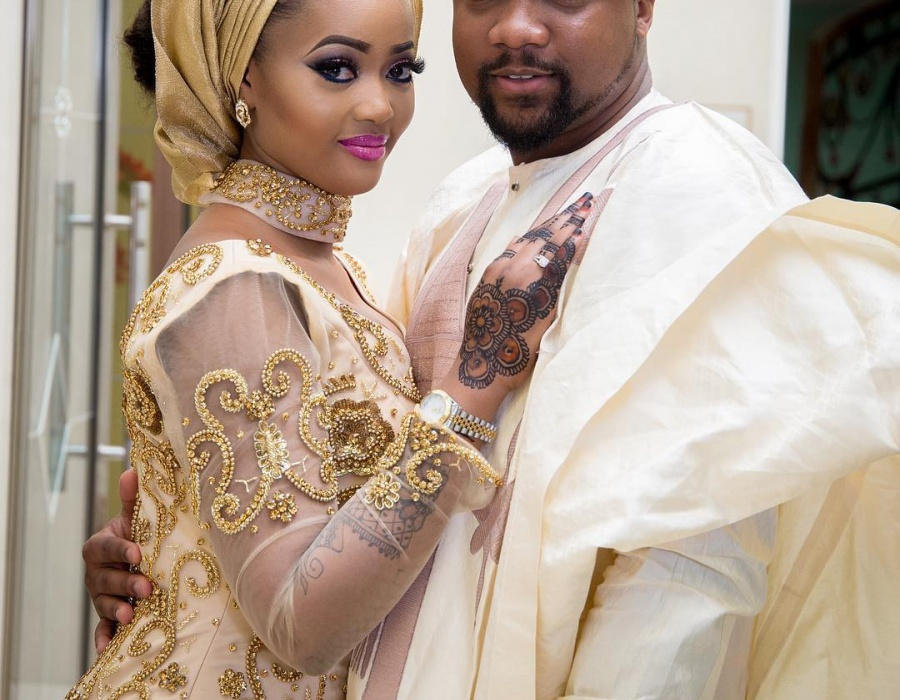 Aisha And AbdulRahman Beautiful Traditional Wedding Photos