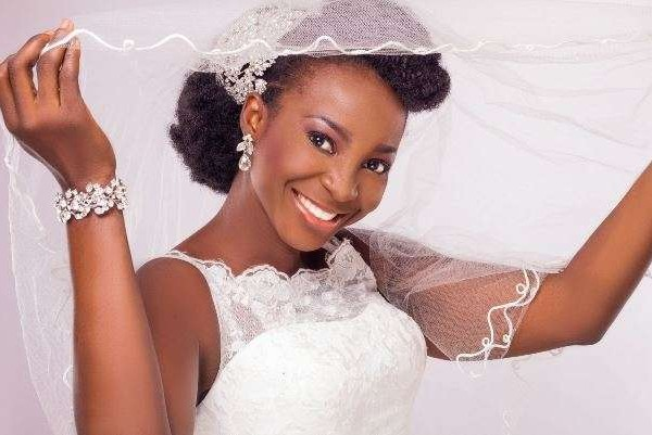 Natural Hair Brides - Slay This Hairstyles For Your Wedding