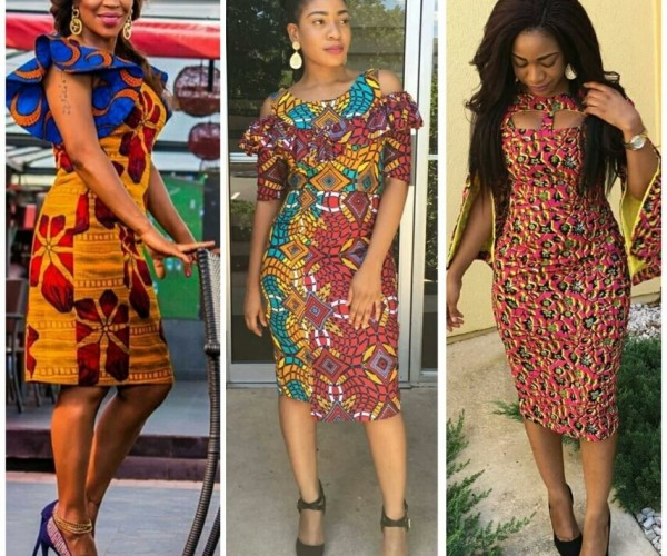 Trendy And Stylish! 2017 Ankara Styles For Wedding Guests