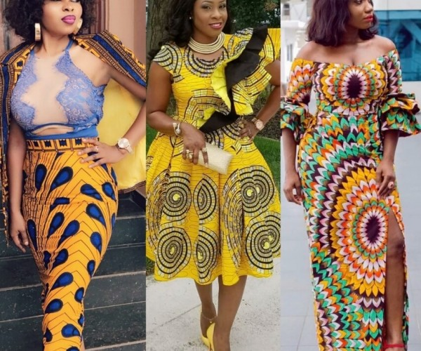 Dear Wedding Guests, Check Out These Hottest Ankara Styles You ...
