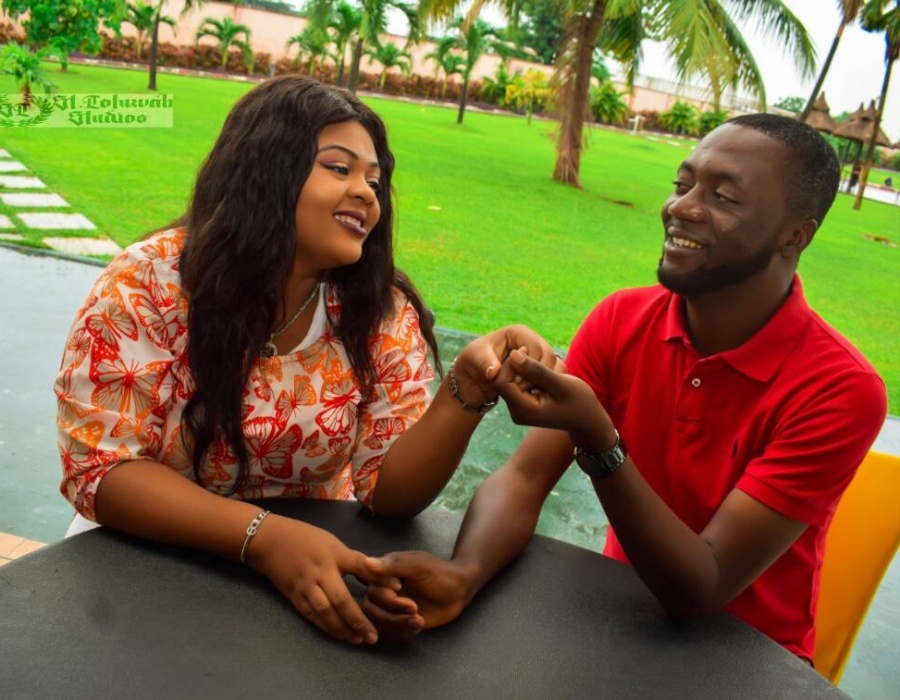 """Together Forever"" - Check Out These Gorgeous Pre-wedding Photos"