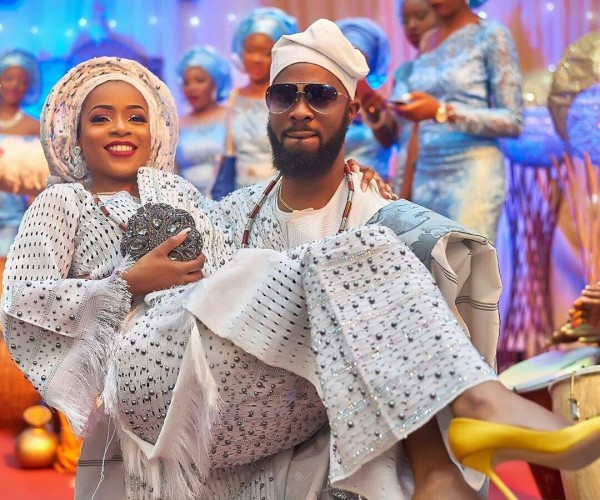 See This 4 Interesting Nigerian Traditional Wedding Customs