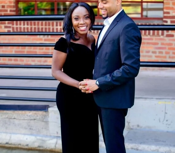 Ornella & Jacob's Pre-Wedding Photos And Sweet Love Story