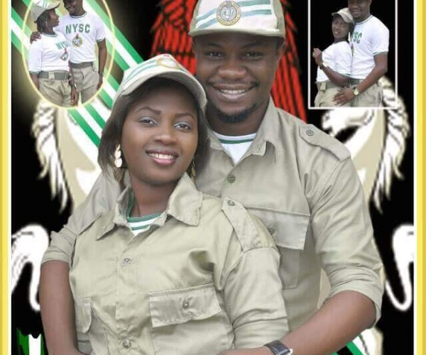 Pre-Wedding Photos Of Corpers Who Served Together