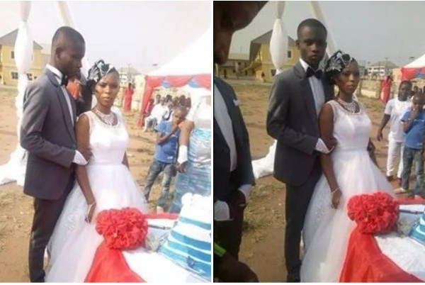 22-year-old Man Marries His 18-year-old Sweetheart In Style