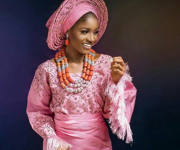 Love Series: Check Out This Pink Bridal Inspiration From Omide Photography