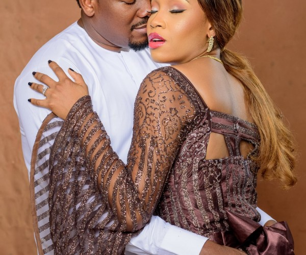 Uyiosa and Ahmed's Pre-Wedding Photos #ForeverAHMUYours18