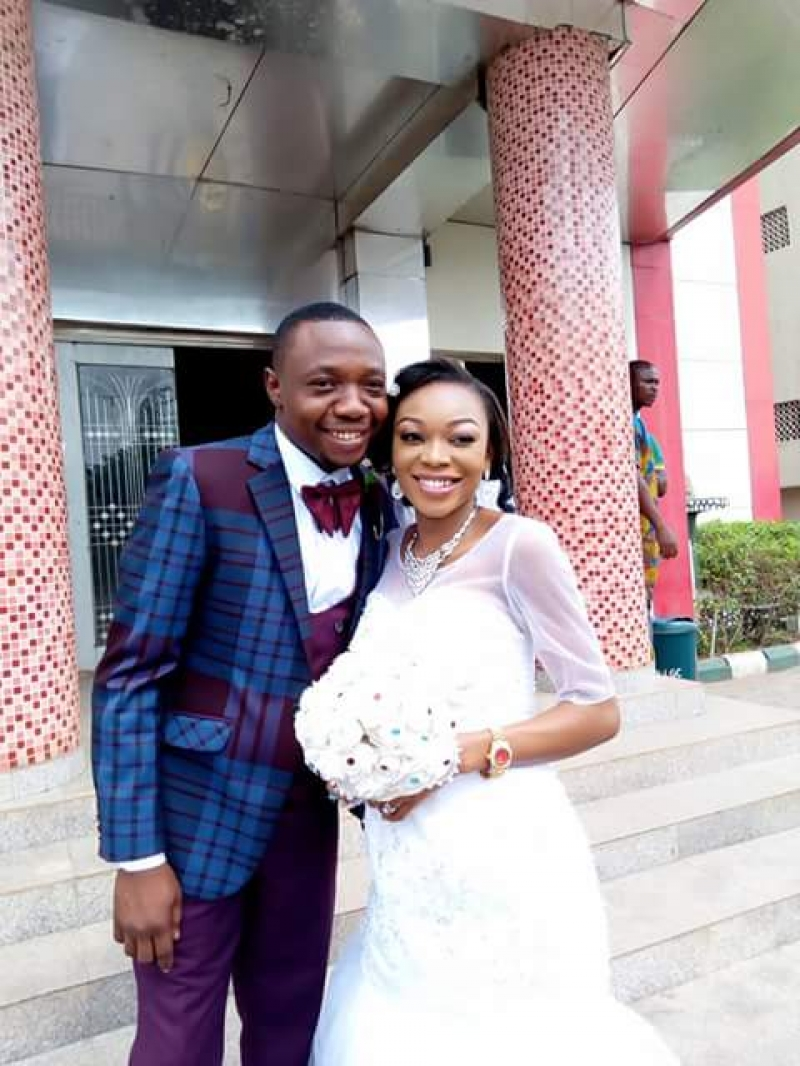 Wedding-photos-of-tana-kadiri-and-her-husband