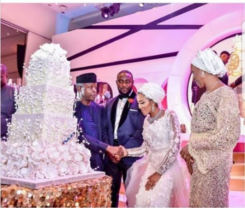 Wedding-cake-of-fatima-dangote-and-jamil-abubakar-3