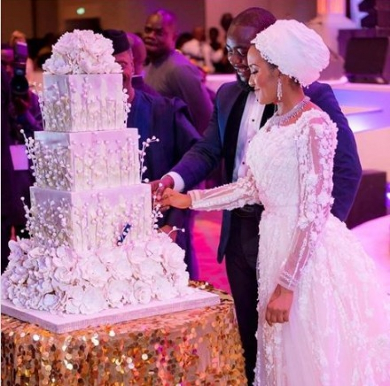 Wedding-cake-of-fatima-dangote-and-jamil-abubakar-4