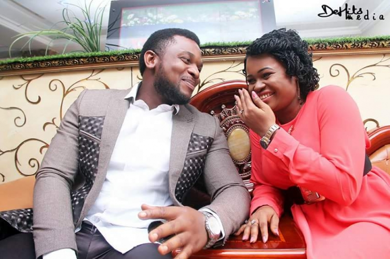Pre-wedding-photos-of-queen-and-her-husband