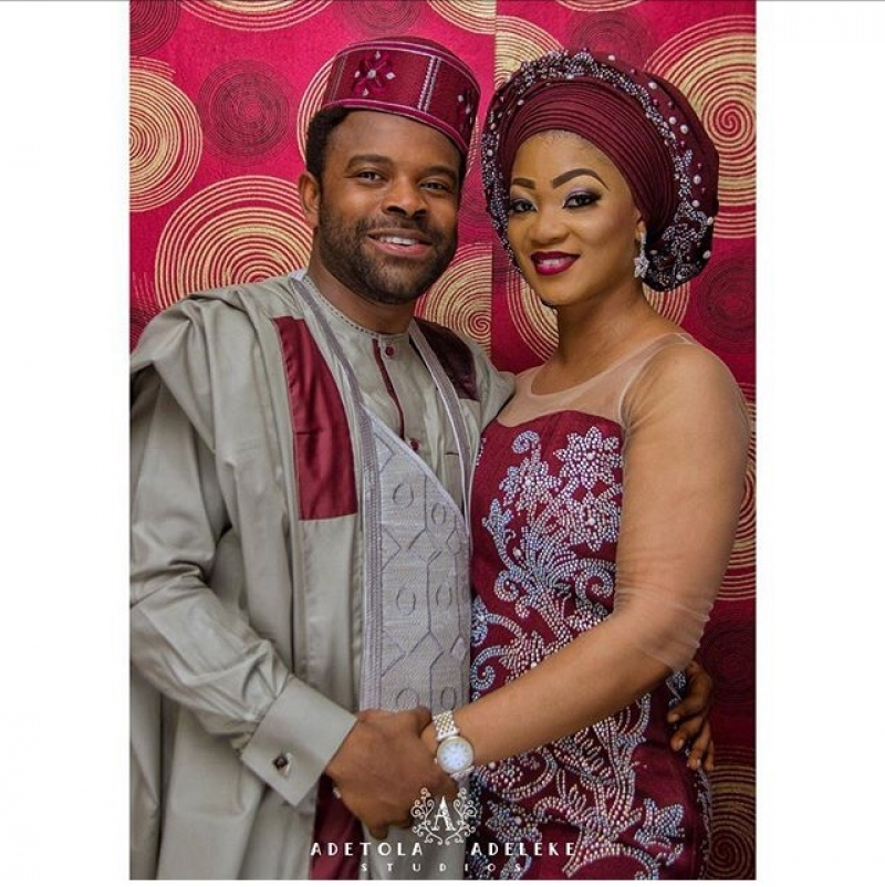 Gabriel afolayan and his girlfriend banke in pre-wedding photos-3
