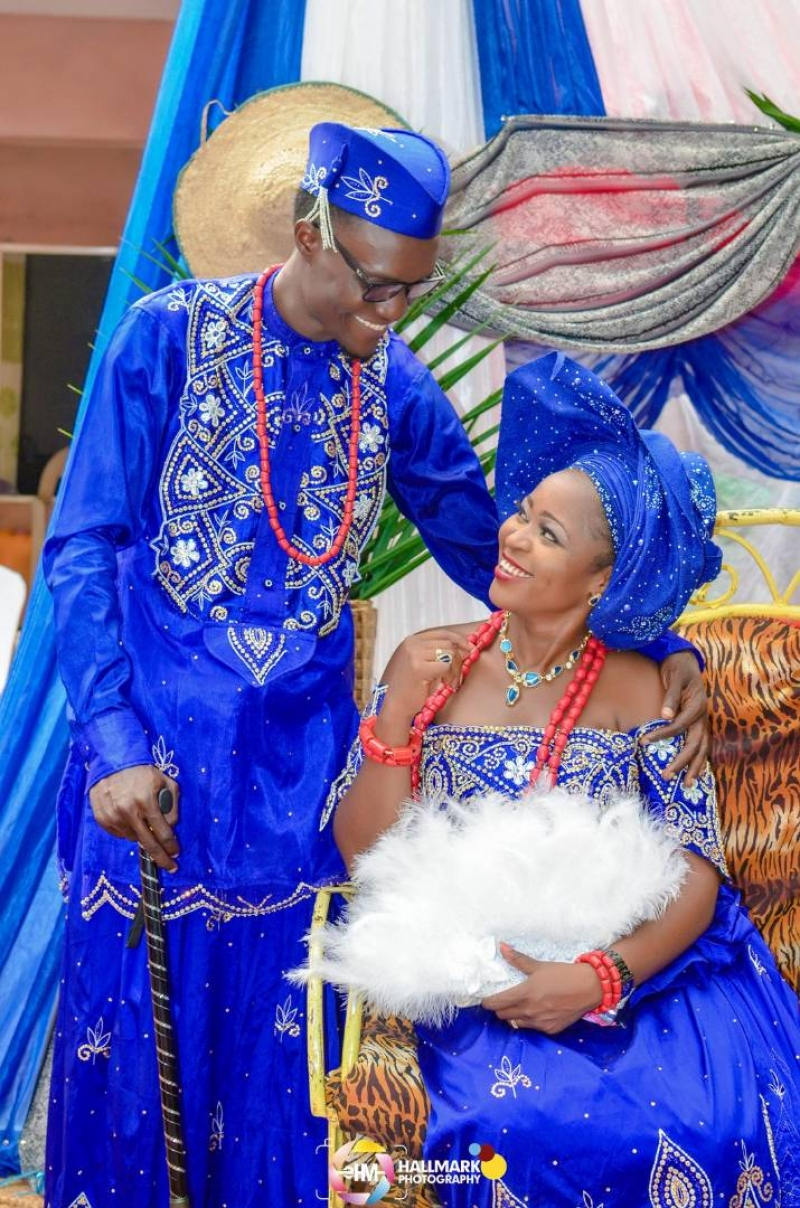 Felix and ebere traditional wedding photos-3