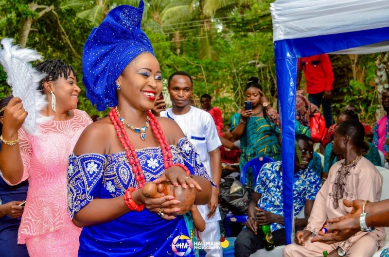 Felix and ebere traditional wedding photos-6
