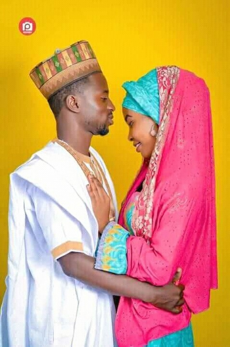Pre-wedding photos of hausa couple-3