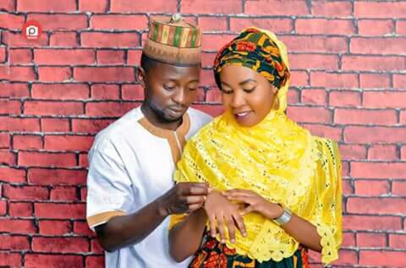 Pre-wedding photos of hausa couple-4