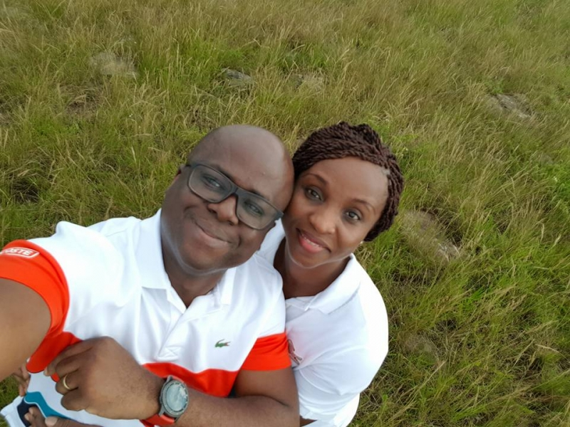Delta state couple celebrate 10th wedding anniversary in a field-2