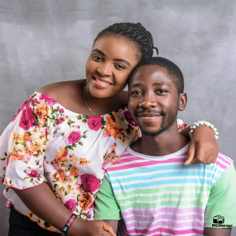Fowoshe and his finance in pre-wedding photos-2