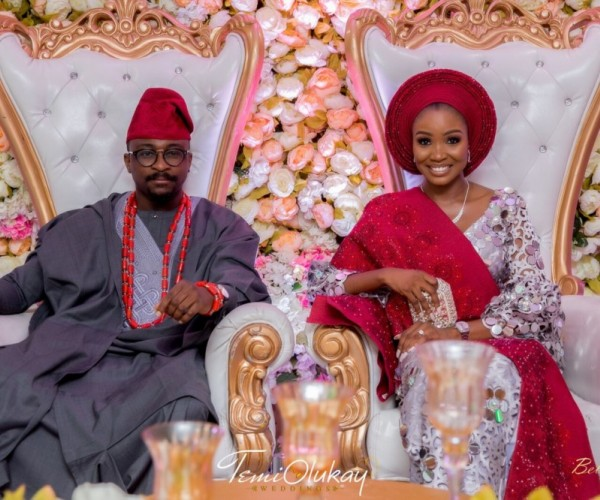 Lovely Photos From The Introduction Ceremony of Banke and Tolu