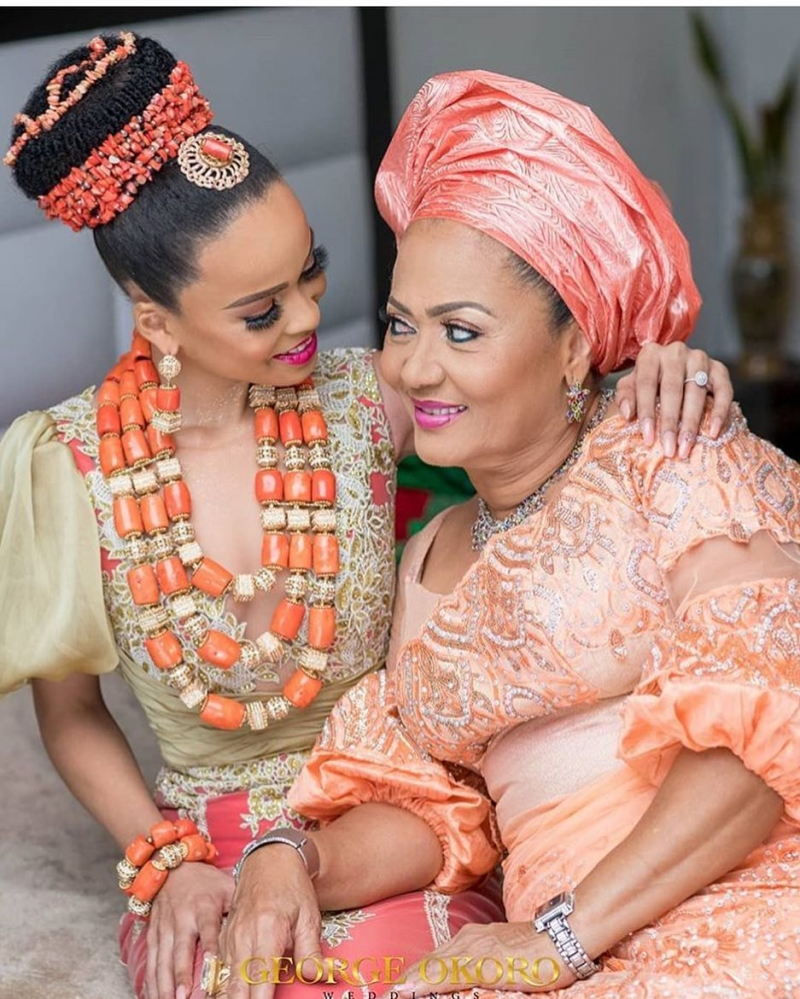 Stephanie eze and soji ogundoyin traditional wedding photos-4