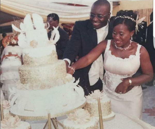 Ali Baba And His Wife Celebrates 12th Wedding Anniversary