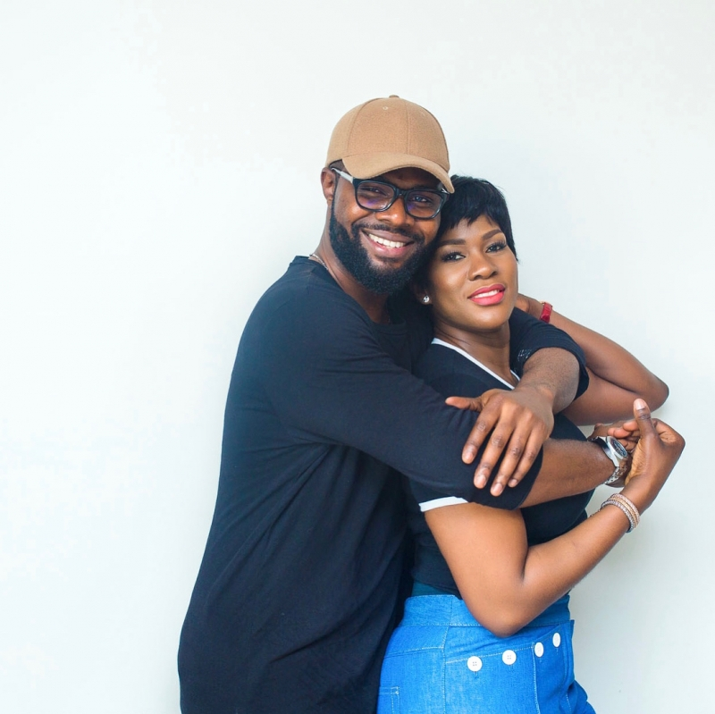 Stephanie okereke and linus idahosa celebrates 6th wedding anniversary-2