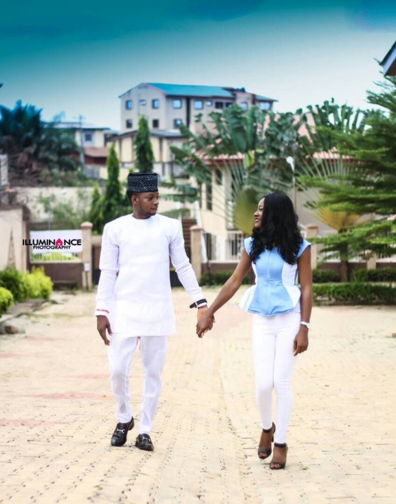 Pre-wedding photos of hassan and his fiancee-3