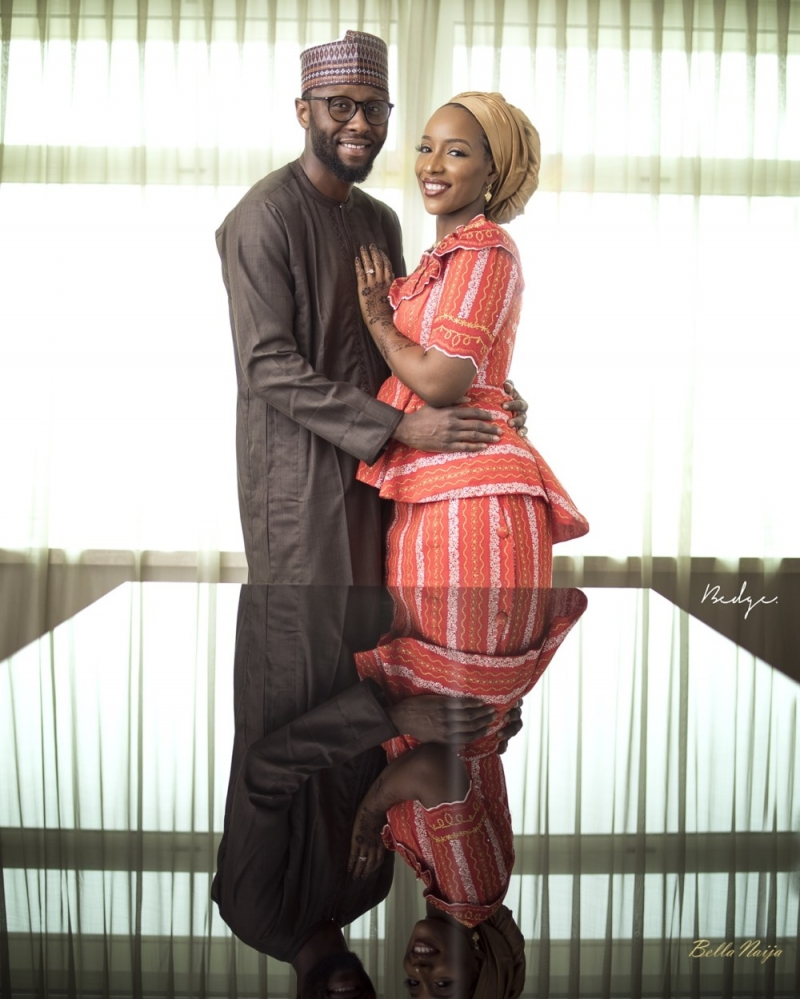 Pre-wedding photos of aliyu and iman-2