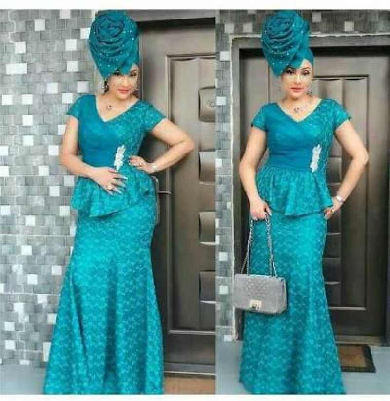 Weddings.ng volume 2 latest aso ebi styles