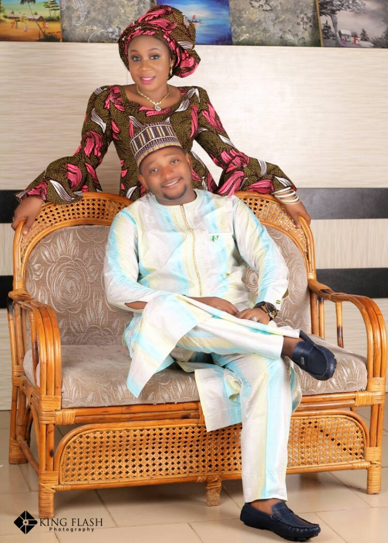 Pre-wedding photos of teekay and his fiancee