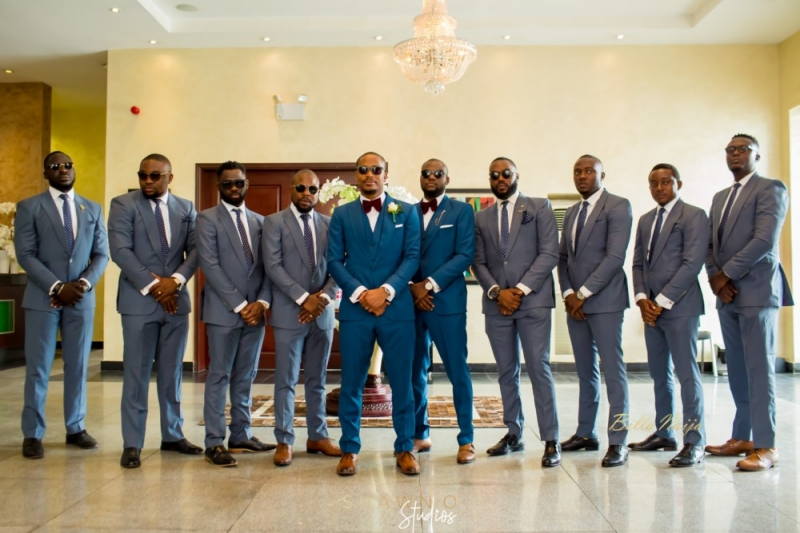Laolu and his groomsmen in lovely pictures-2