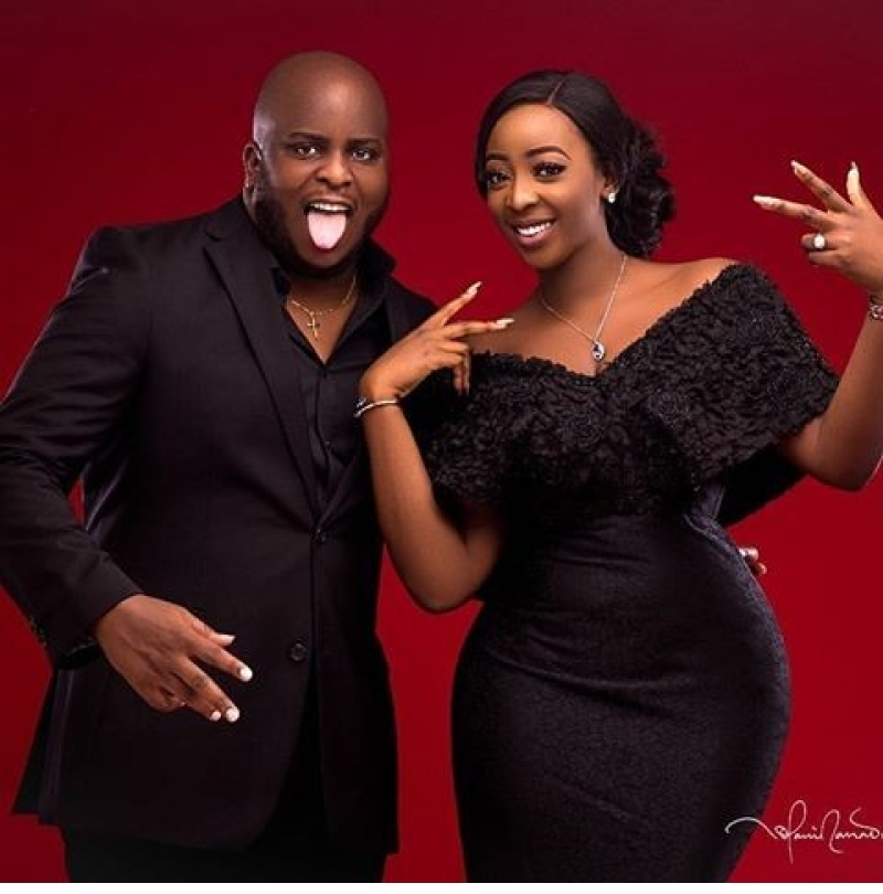 Lovely pre-wedding photos of tope and joke-2