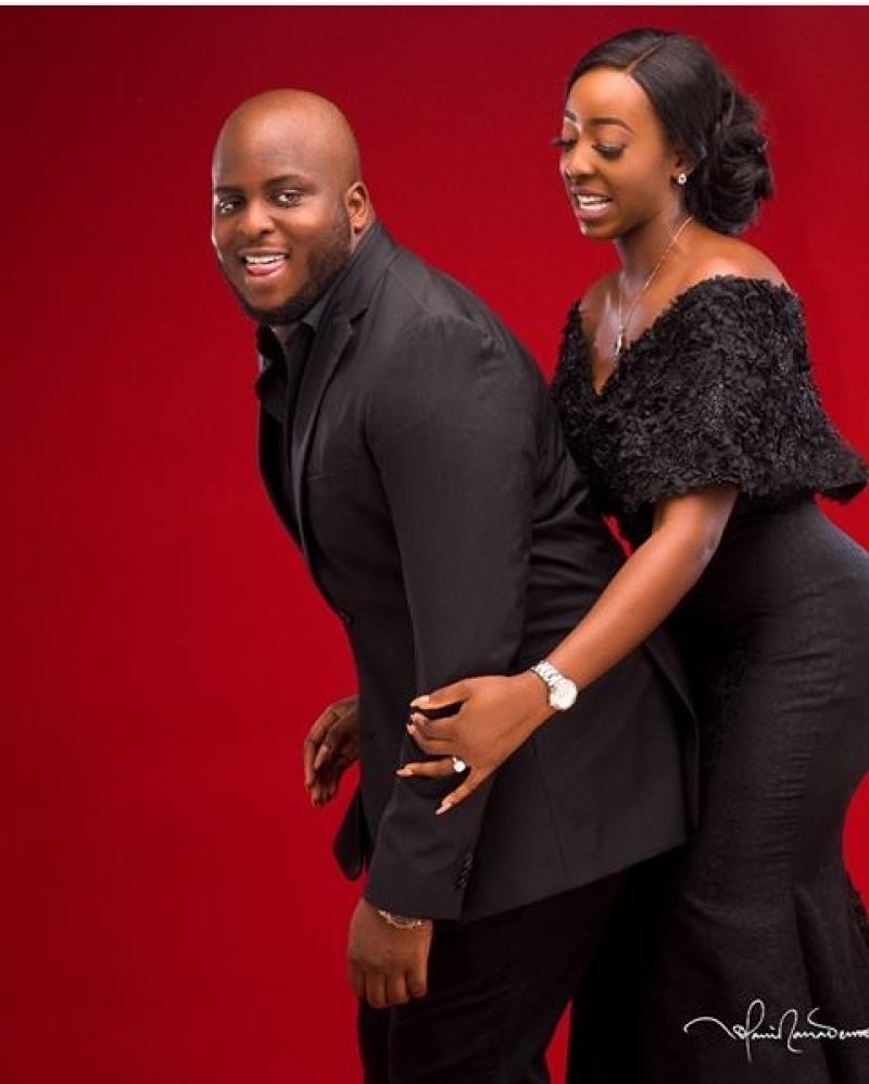 Lovely pre-wedding photos of tope and joke-3