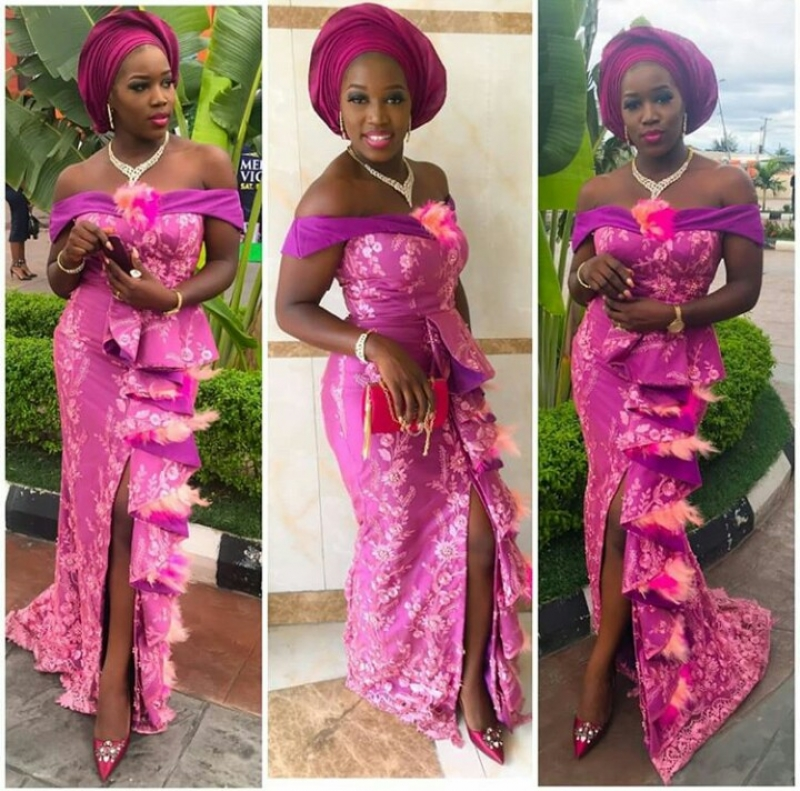 Weddings.ng presents - latest and trending aso ebi styles - volume 3-2