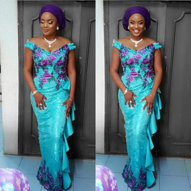 Weddings.ng presents - latest and trending aso ebi styles - volume 3-5