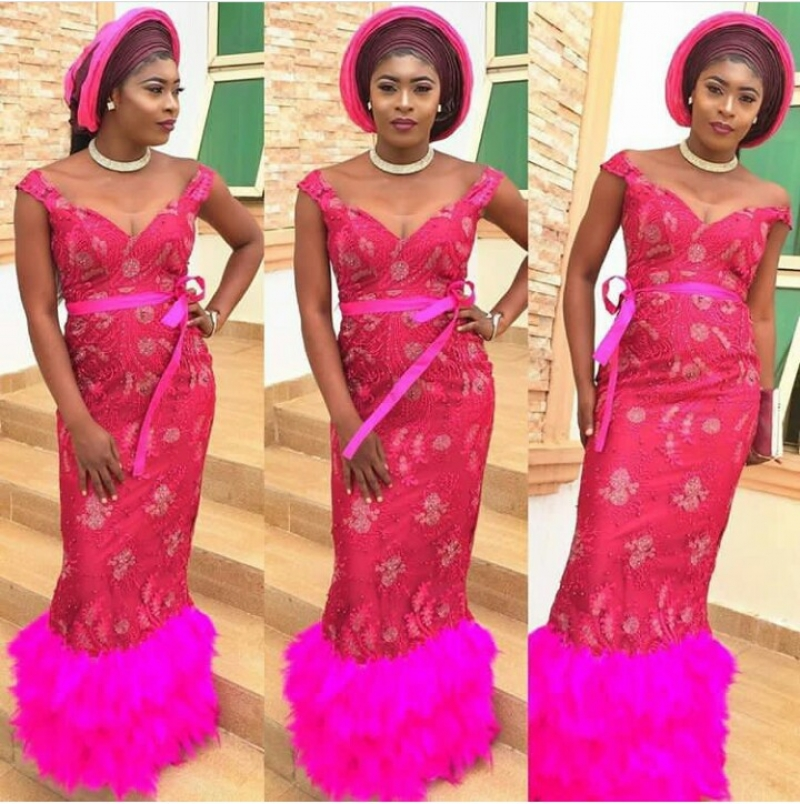 Weddings.ng presents - latest and trending aso ebi styles - volume 3-6