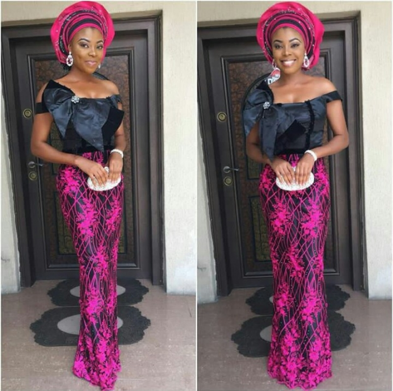 Weddings.ng presents - latest and trending aso ebi styles - volume 3-8