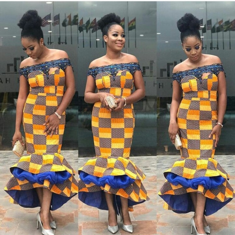 Weddings.ng presents - latest and trending ankara styles - volume 3-10
