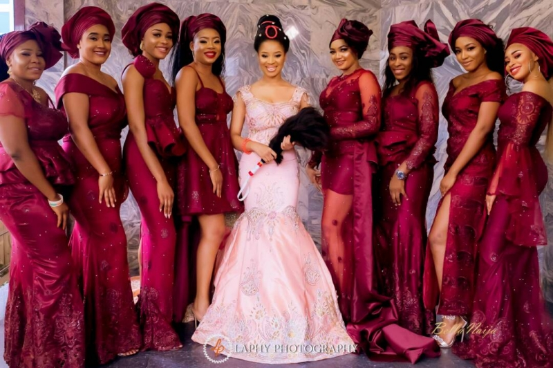 Random pictures of bride and her bridesmaids-9