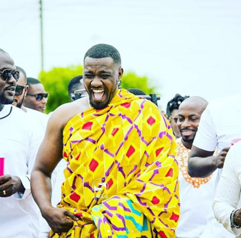 Pre-wedding and engagement photos of ghanaian actor john dumelo with gify mawunya-4