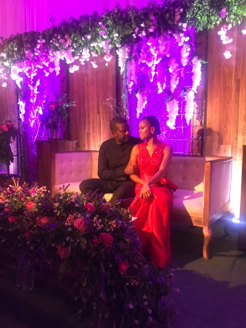 Dikko nwachukwu and zainab balogun in traditional marriage-4