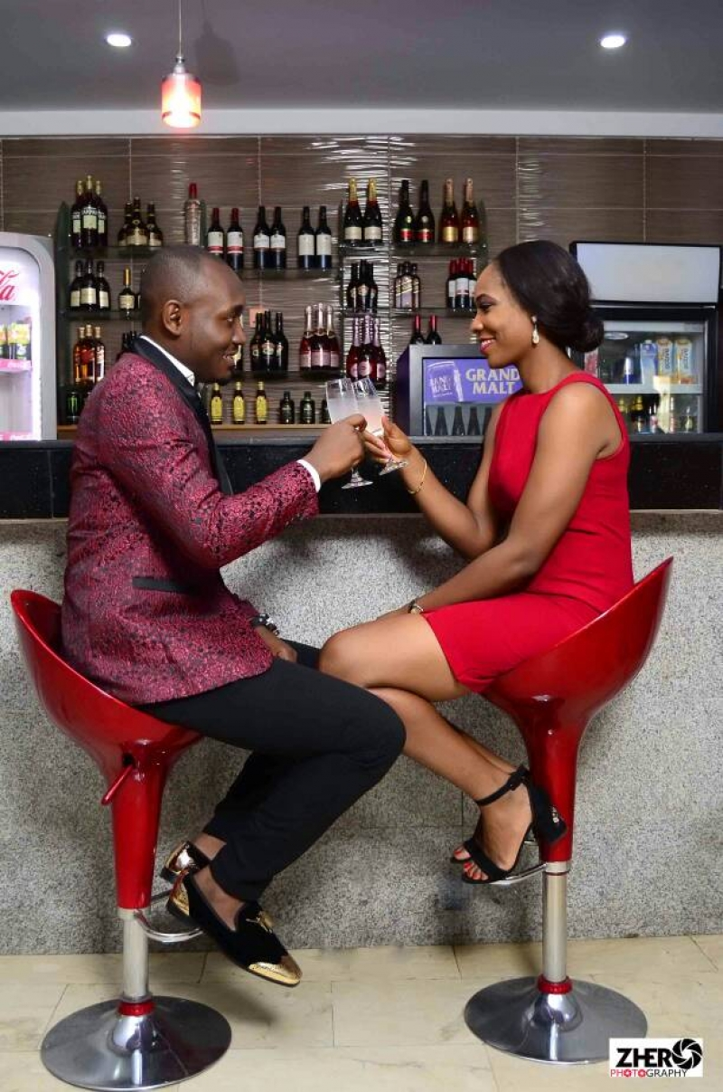 Pre-wedding photos of couple from delta state-4