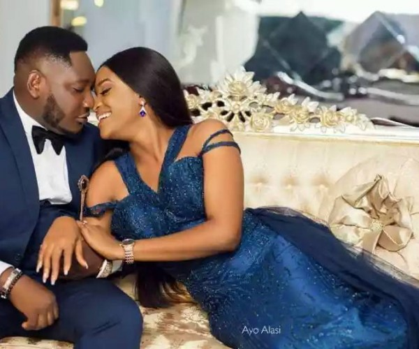 Cute Pre-Wedding Photos Of Comedian Ajebo And Uchechi #MeetTheAjebos2018