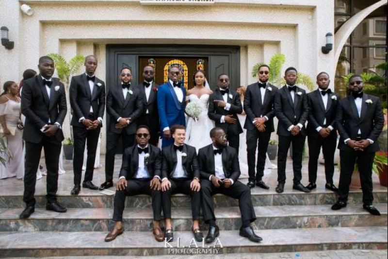 White wedding pictures of anita and ajibola-9