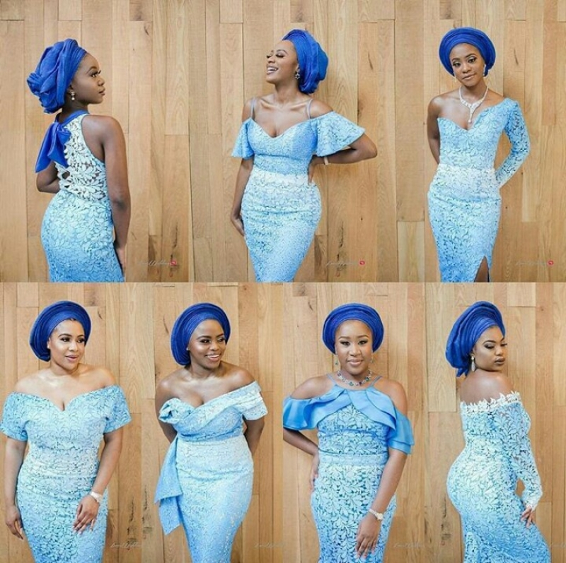 Weddings.ng presents - latest and trending aso ebi styles vol.4-5