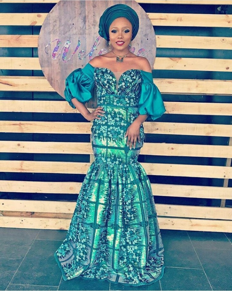 Weddings.ng presents - latest and trending aso ebi styles vol.4-7