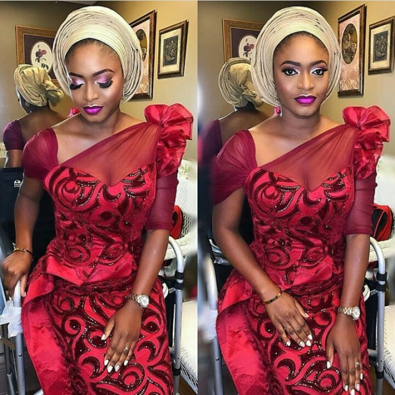 Weddings.ng presents - latest and trending aso ebi styles vol.4