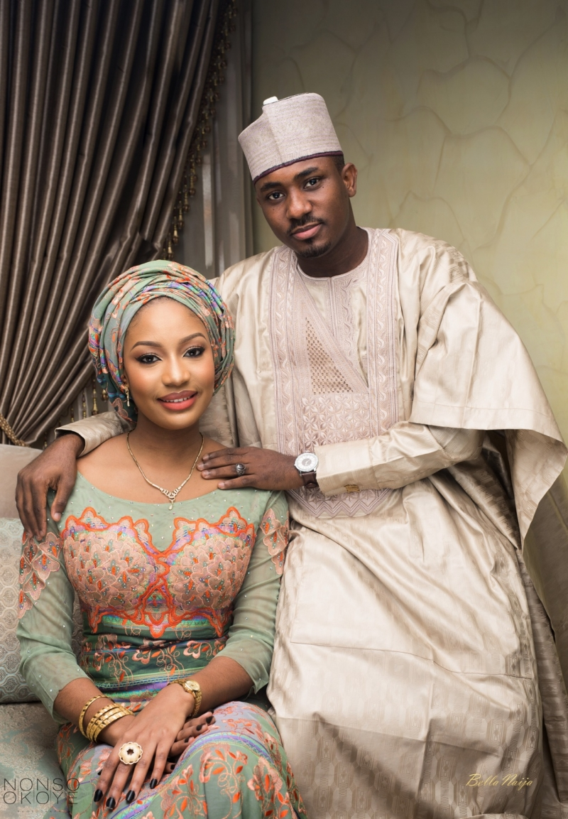 Nasir and khadija pre-wedding photos