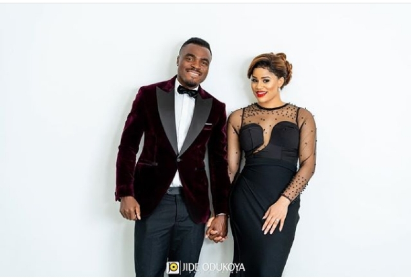 Emmanuel emenike and iheoma nnadi in pre-wedding photos-3